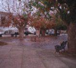 Alpujarra de la Sierra 032 PLAZA DE LA IGLESIA DE YEGEN
