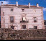 Alpujarra de la Sierra 043 ANTIGUO CUARTEL DE MECINA BOMBARON